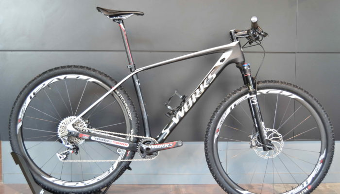 SPECIALIZED STUMPJUMPER HARDTAIL SWORKS TAILLE L